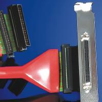 ROLINE 11.03.2925 :: SCSI LVD Ultra 160 кръгъл кабел, вътрешен/външен