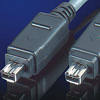 ROLINE 11.99.9330 :: IEEE 1394 Fire Wire кабел, 4/4-pin, 3.0 м