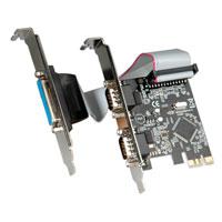 VALUE 15.99.2116 :: PCI Express адаптер, 2x serial, 1x parallel порта