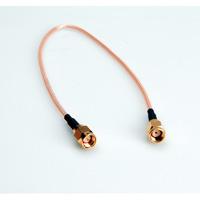 ROLINE 21.18.1645 :: ROLINE RWCAB-0.3, антенен кабел, 0.3 м