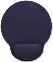 MANHATTAN 434386 :: Ергономична подложка за мишка, синя