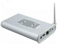 "Point Of View 720135 :: Външна кутия 2.5"" Wireless, RJ45 & ATA"