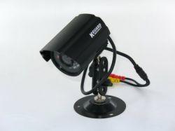 """KGUARD CW20R1B1 :: Охранителна камера, 1/4"""" Sharp CCD, 420 TVL, 3.6 мм обектив, IR 10 м"""