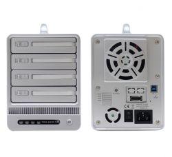TerraMaster F4-300 :: NAS устройство за 4 SATA диска, RAID, USB3