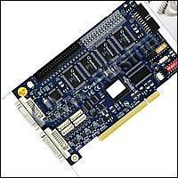 GeoVision GV-1120/8 DVI :: Охранителна платка GV-1120, 8 порта, DVI, PCI, 400/100 fps