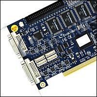 GeoVision GV-1240/16 DVI :: Охранителна платка GV-1240, 16 порта, DVI, PCI, 400/200 fps