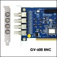 GeoVision GV-600/2 :: Охранителна платка GV-600, 2 порта, 25 fps