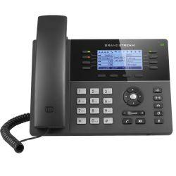 GRANDSTREAM GXP1780 :: VoIP телефон с 8 линии (4 SIP), PoE, 5-way конференция