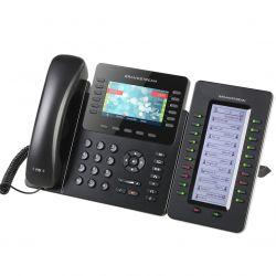 GRANDSTREAM GXP2170 :: VoIP телефон с 12 линии, 48 BLF клавиша, цветен TFT екран, HD звук, Bluetooth, 5-посочна конференция