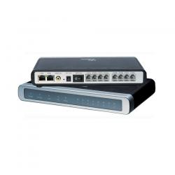 GRANDSTREAM GXW4108 :: аналогов VoIP гейтуей, 8x FXO