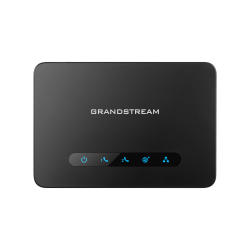 GRANDSTREAM HT812 :: Аналогов телефонен адаптор, 2 FXS порта и гигабитов рутер