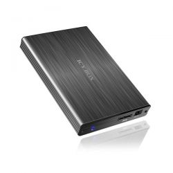 RAIDSONIC IB-231StU3-G :: Алуминиева външна кутия за 2.5'' SATA диск, USB 3.0