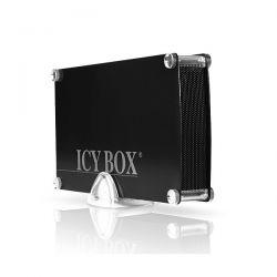RAIDSONIC IB-351StU3-B :: Външна алуминиева кутия за 3.5'' SATA хард диск с USB 3.0