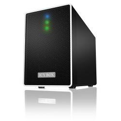 Raidsonic IB-RD4320StU3 :: Външна RAID Storage кутия за 2x 3.5'' SATA HDDs, USB 3.0