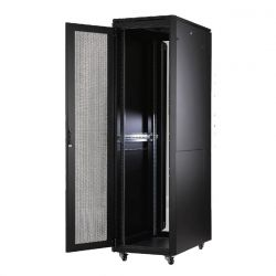 MIRSAN MR.GTAPS32U61.11 :: Сървърен шкaф - 600 x 1000 x 1608 мм / 32U, D=1000 мм, 600 кг товар, черен, свободно стоящ, ALTER Plus Server/Storage