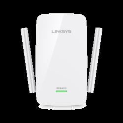 Linksys RE6400 :: AC1200 BOOST EX Dual-Band Wi-Fi Range Extender & Bridge