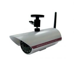 GRANDTEC SPILLCAM :: Мегапикселова Wi-Fi камера със защита срещу напръскване