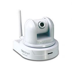 TRENDnet TV-IP410W :: Безжична IP камера с Pan/Tilt/Zoom