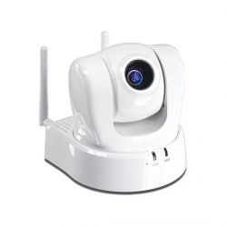 TRENDnet TV-IP612WN :: Безжична N Pan/Tilt/Zoom интернет камера