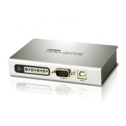 ATEN UC2324 :: 4-port USB-to-Serial RS-232 Hub