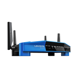 Linksys WRT3200ACM :: Open-Source Wireless-AC, 3200 Mbps безжичен рутер, 1.8 GHz Dual-Core CPU, 512 MB RAM, OpenVPN