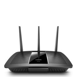 Linksys EA7300 :: Max-Stream™ AC1750 Dual-Band Wireless Router, Gigabit, USB 3.0, MU-MIMO