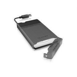 "RAIDSONIC IB-235-U3 :: USB 3.0 кутия за 2.5"" SATA HDD/SSD"