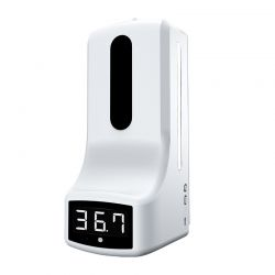 KINOUWELL KW-K9 :: Диспенсър за дезинфекция с автоматичен термометър