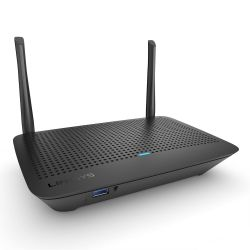 Linksys MR6350 :: MAX-STREAM Mesh WiFi 5 AC1300 безжичен рутер, 4x Gigabit switch, Dual-Band, USB 3.0, MU-MIMO