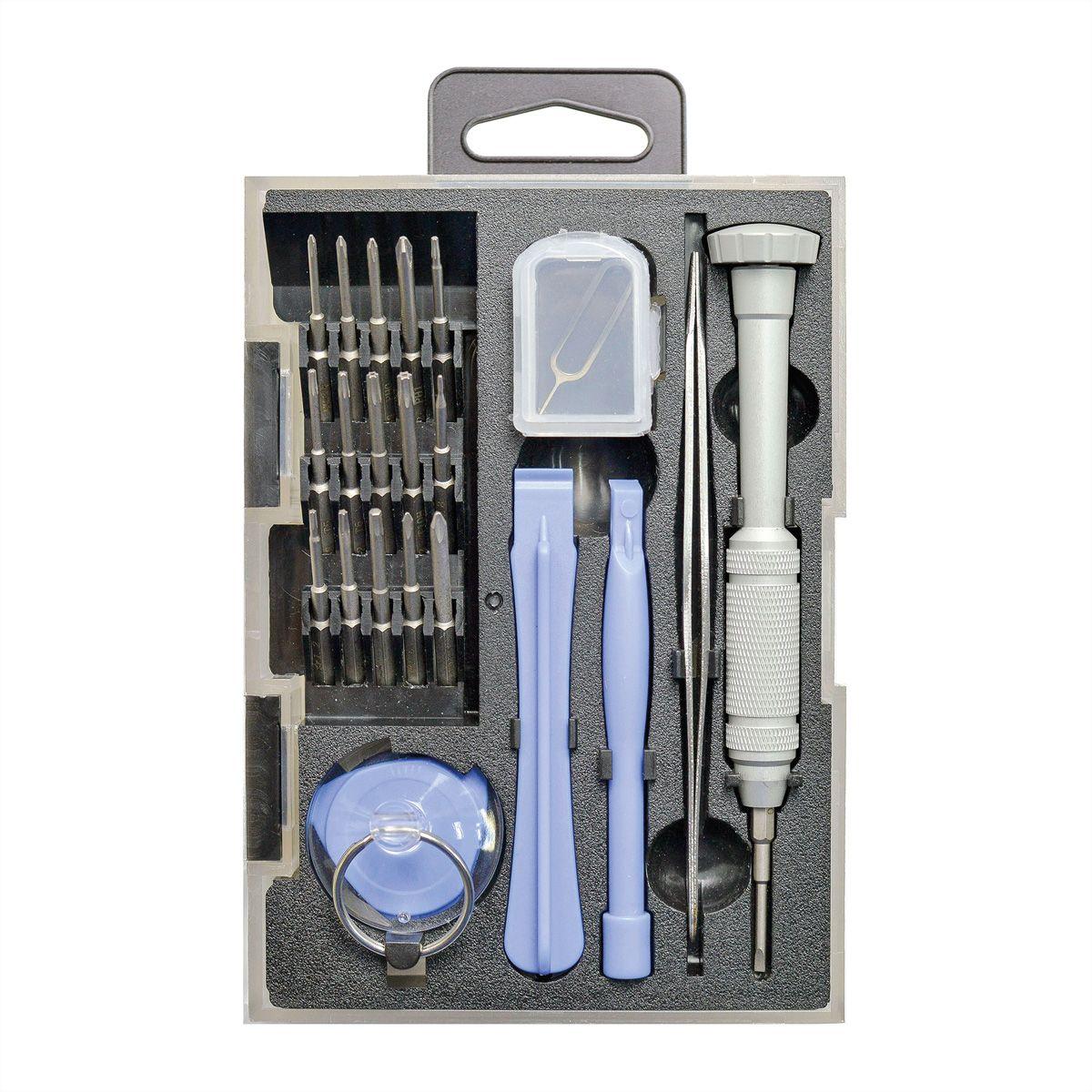 ROLINE 19.99.2047 :: VALUE инструменти за лаптопи/смартфони, комплект 24 бр.