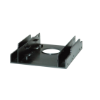 ROLINE 16.01.3007 :: HDD Mounting Adapter Type 3.5 for 2x Type 2.5 HDDs black