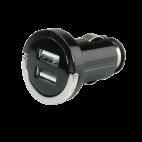 ROLINE 19.99.1059 :: Универсално зарядно за кола, USB, 12-24V вход, 5 V / 2 A изход