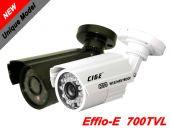 "CIGE DIS-968EF :: 1/3"" Sony 960H ExView CCD, 3.6 mm lens, 25m IR, 700 TVL, White"
