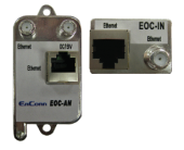 ENCONN EOC-AN/IN :: 100 Mbps Ethernet Over Coax екстендър, 200 м
