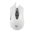 WHITE SHARK GM-1603W :: Gaming mouse Genghis Khan, 4800dpi, white
