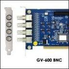 GeoVision GV-600/4 :: Охранителна платка GV-600, 4 порта, 25 fps