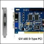 GeoVision GV-650/8 :: Охранителна платка GV-650, 8 порта, 50 fps
