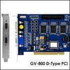 GeoVision GV-800/12 :: Охранителна платка GV-800, 12 порта, 100 fps