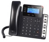 GRANDSTREAM GXP1630 :: VoIP телефон с 3 линии, PoE, 4-way конференция, 8 BLF клавиша, гигабитови портове