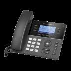 GRANDSTREAM GXP1760W :: VoIP телефон с 6 линии, PoE, WiFi, 5-way конференция