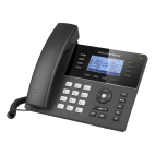 GRANDSTREAM GXP1782 :: VoIP телефон с 8 линии (4 SIP), PoE, 5-way конференция, Gigabit