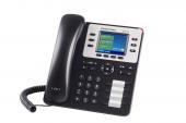 GRANDSTREAM GXP2130V2 :: VoIP телефон с 3 линии, цветен TFT екран, HD звук, Linux-based, 4-посочна конференция, 8 BLF бутона, Bluetooth