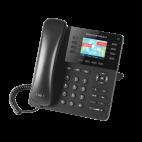 GRANDSTREAM GXP2135 :: VoIP телефон с 8 линии, цветен TFT екран, HD звук, Linux-based, 4-посочна конференция, 32 виртуални BLF бутона, Bluetooth