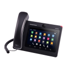 GRANDSTREAM GXV3275 :: Мултимедиен VoIP телефон, 6 линии, Bluetooth, WiFi, PoE, Android OS