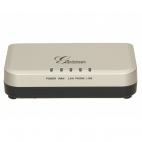 GRANDSTREAM HTATA503 :: аналогов телефонен адаптор, 1x FXS+1x FXO