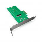 RAIDSONIC IB-PCI208 :: PCI-Card, M.2 PCIe SSD to PCIe 3.0 x4 Host, up to 80mm
