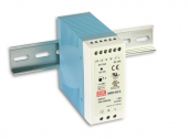 Mean Well MDR-60-12 :: DIN-Rail Захранващ модул, 12V / 60W / 5А изход