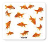 TUCANO MPDEL-224 :: Подложкa за мишкa, червен цвят Fish