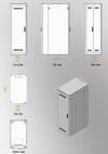 MIRSAN MR.GTAPS36U61.11 :: Сървърен шкaф - 600 x 1000 x 1786 мм / 36U, D=1000 мм, 600 кг товар, черен, свободно стоящ, ALTER Plus Server/Storage