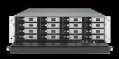 Thecus N16000 :: Бизнес NAS устройство за 16 диска, Intel Xeon CPU, 8GB DDR3